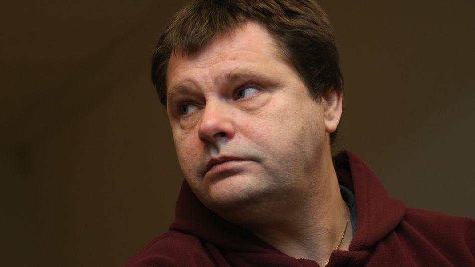 Häftling Frank Van den Bleeken (im November 2013): Sieg vor Gericht