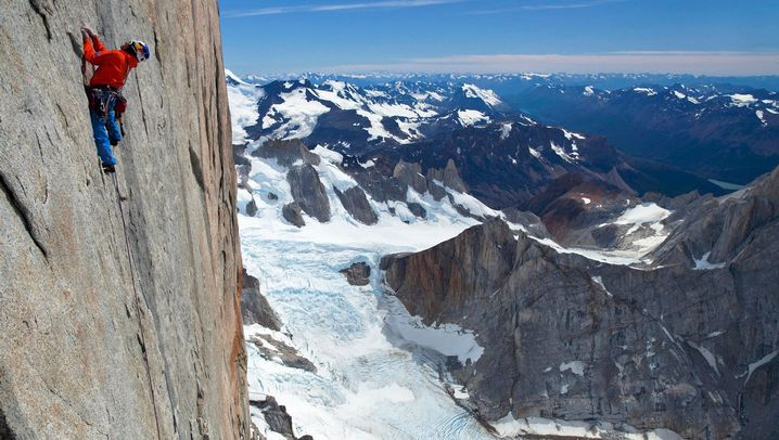 Vermisste Bergsteiger: Am Fels zu Hause