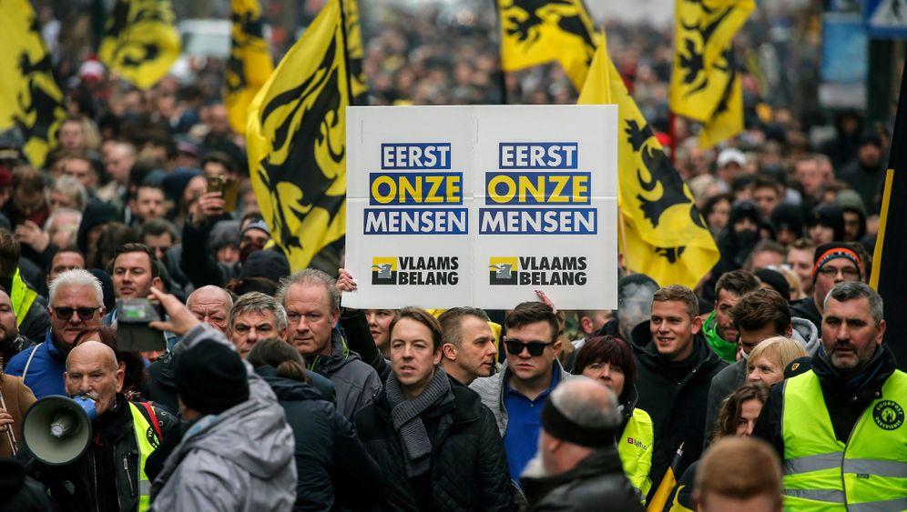 Belgien: Wut und Gewalt in Brüssel