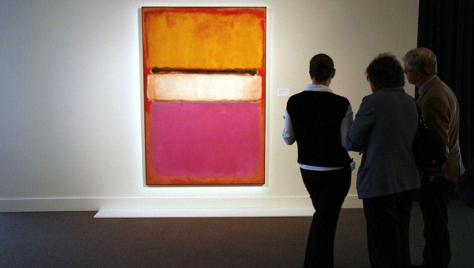 (Echter) Rothko bei Sotheby's: Fälschung für 7,2 Millionen Dollar verkauft