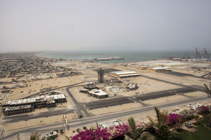 Hafen von Gwadar