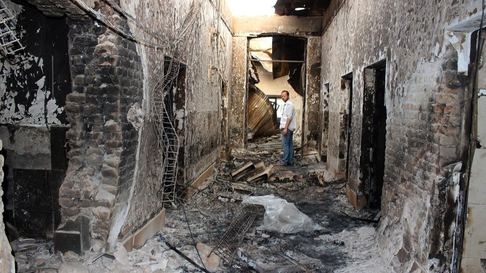 Photo Gallery: Bombing Doctors and Clinics