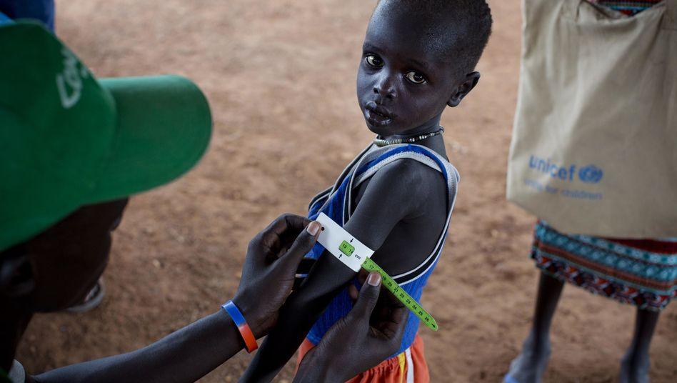 Junge im Südsudan (Archivbild)
