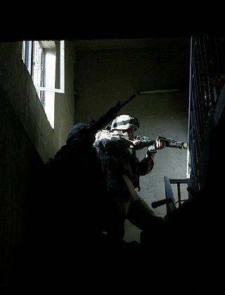 """Razzia im Irak: """"Achillesferse des amerikanischen Imperiums"""""""