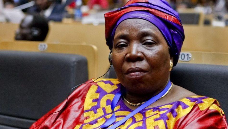 Nkosazana Dlamini-Zuma will die Arbeit der AU effizienter gestalten