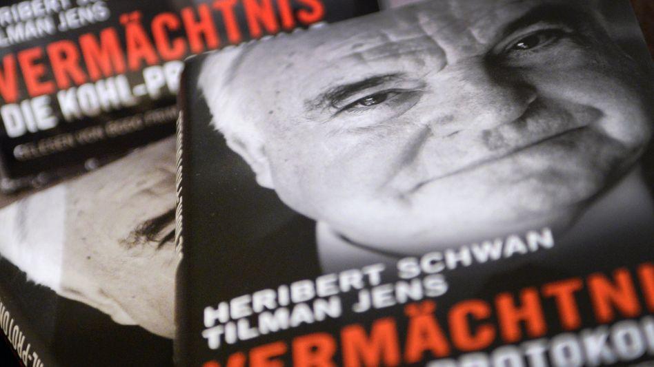 """Buch """"Vermächtnis. Die Kohl-Protokolle"""": """"Beschädigung des politischen Lebenswerks"""""""
