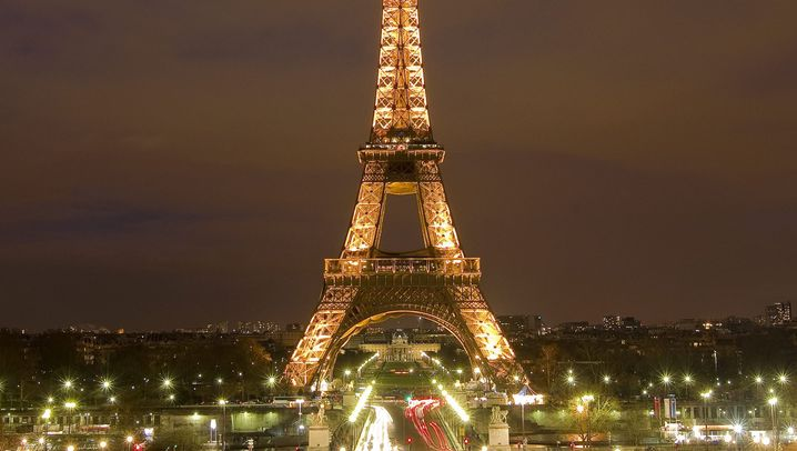 Pariser Geschichte: Wie die Zeit vergeht mit... dem Bau des Eiffelturms