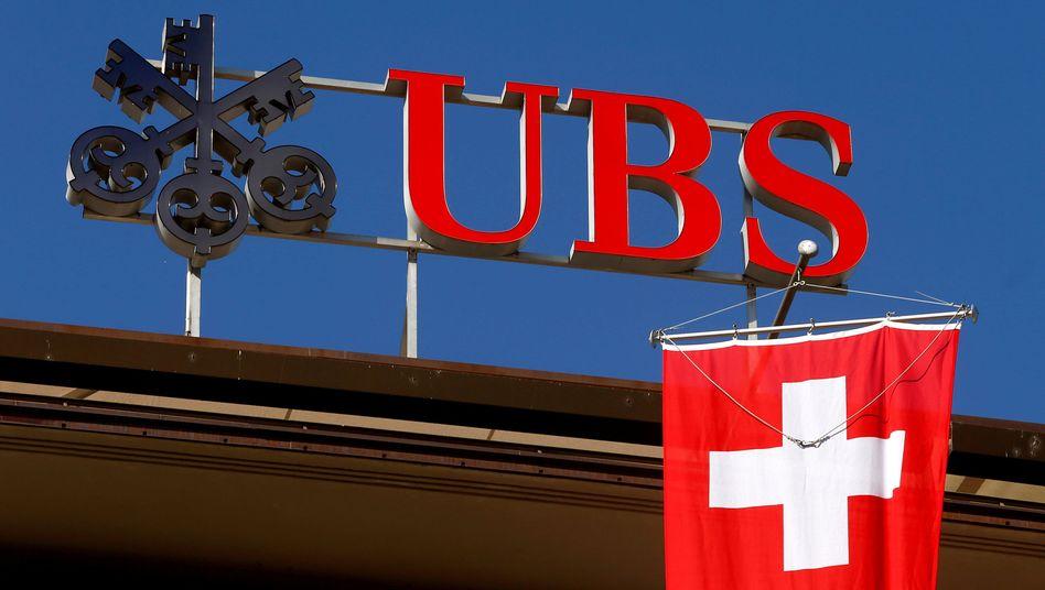 UBS in Zürich