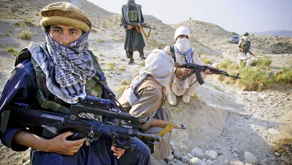 Afghanische Taliban-Kämpfer: Deutliche Abgrenzung von al-Qaida gefordert