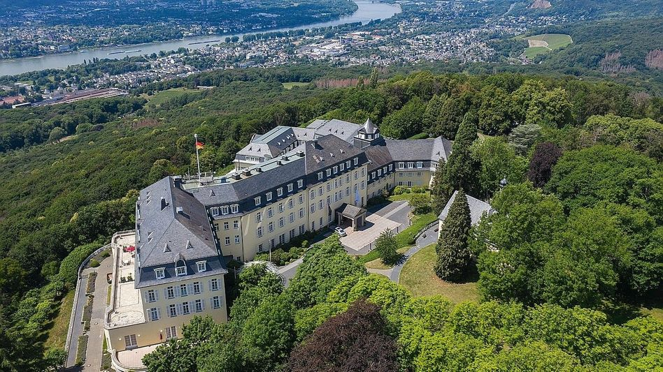 Luxushotel Petersberg:Staatsgäste hatten Vorrang