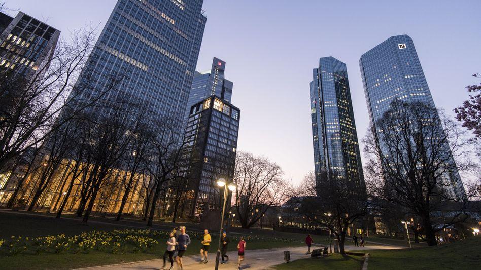 Deutsche Bank in Frankfurt am Main