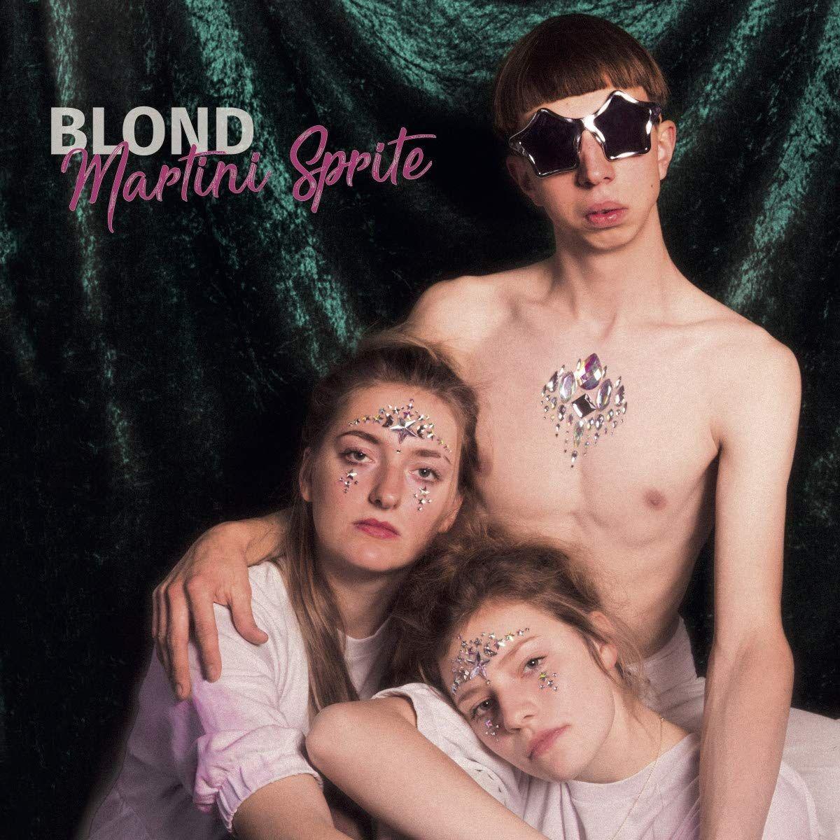 Abgehört/ Blond: Martini Sprite COVER