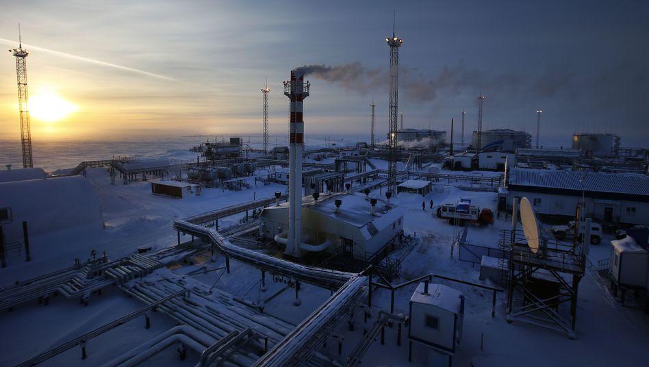 """Ölfeld in Nordrussland: """"Ein schwacher Rubel ist besser als ein starker Rubel"""""""