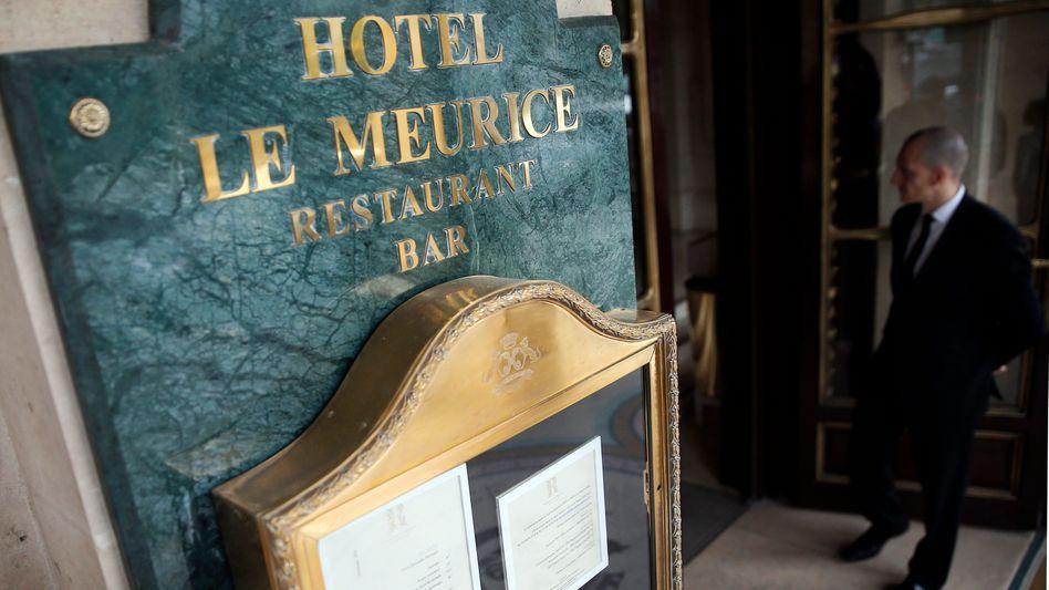 "Luxushotel ""Le Meurice"": ""Wir müssen Personal entlassen"""