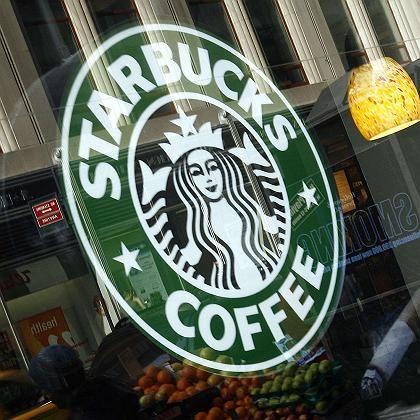 Starbucks-Filiale: Trinkgeld gehört dem Personal