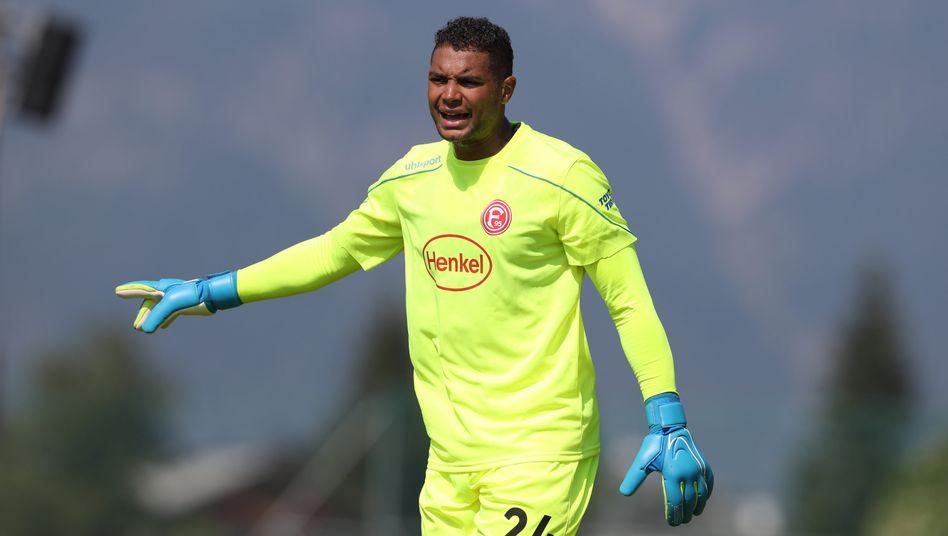 Er hütet das Tor der Düsseldorfer Fortuna und ist Nationalkeeper der USA: Zack Steffen