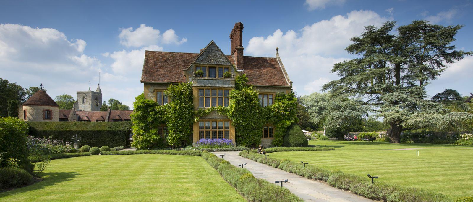 Le Manoir Aux Quat' Saisons Hotel, England