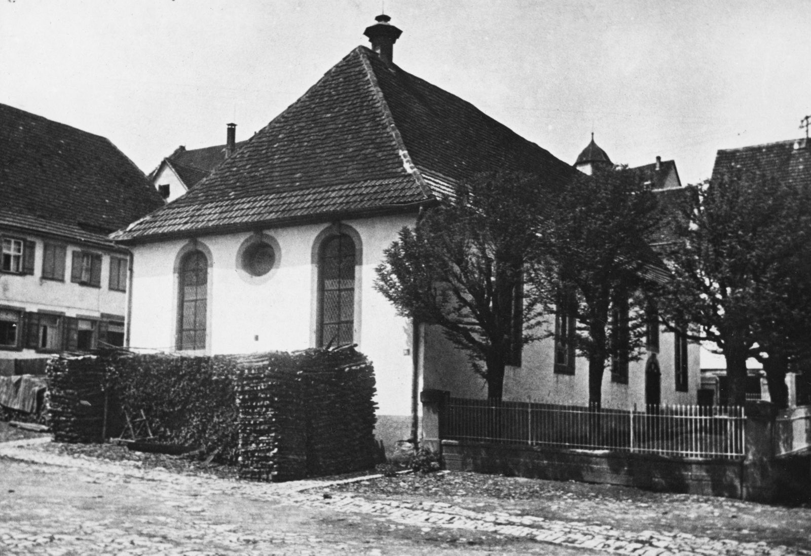Haigerloch, Synagoge / Foto