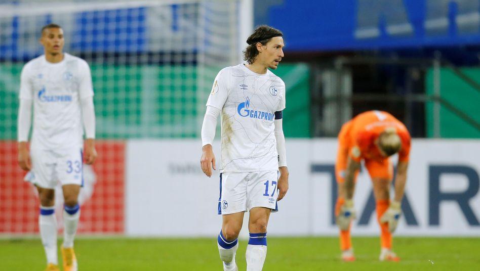 Schalkes Benjamin Stambouli: Letzter gegen Vorletzter