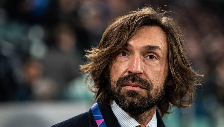 """Andrea Pirlo: """"Ich bin neu im Trainer-Geschäft, aber nicht von gestern"""""""