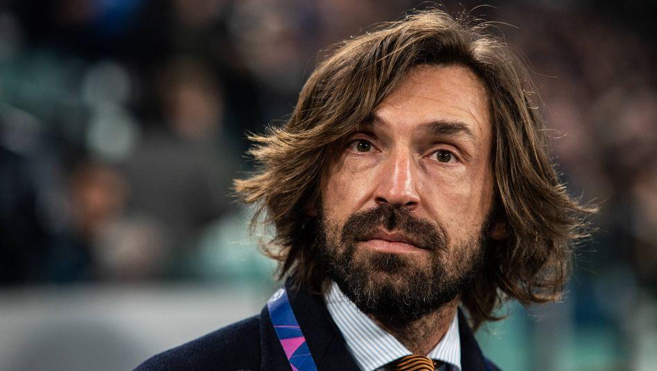 Juventus-Legende Andrea Pirlo