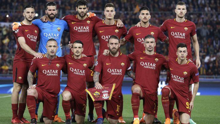 Champions League: Die Reds bestehen auch in Rom