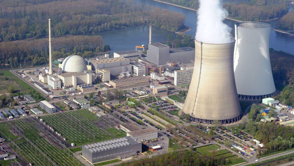 Atomkraftwerk Philippsburg: Konzerne fordern Abschaffung der Brennelementesteuer