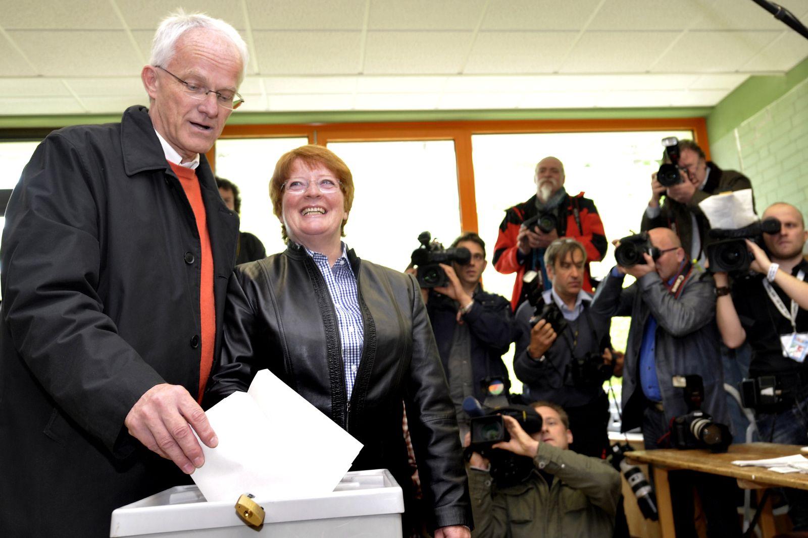 NICHT VERWENDEN Landtagswahl in Nordrhein-Westfalen