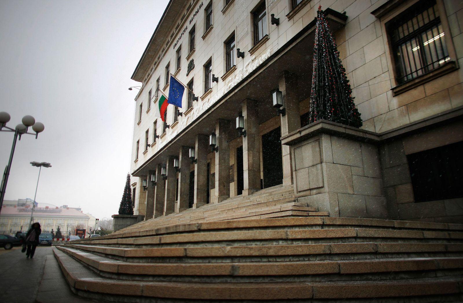 Bulgarien / Banken / National Bank / Kapital-Flucht