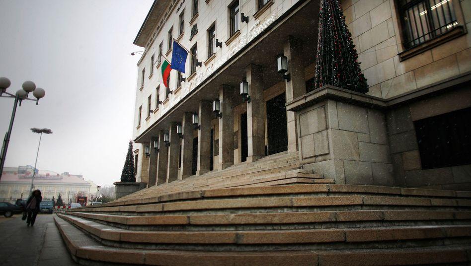 Bulgarische Zentralbank: Ein schneller Trip über die Grenze reicht