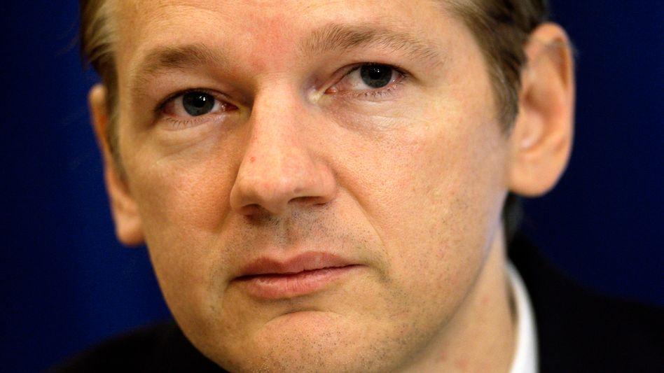WikiLeaks-Gründer Assange (im Oktober): Nie wieder nach Schweden?