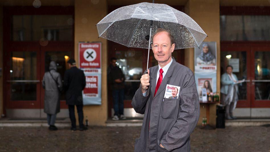 """Europaparlamentarier Sonneborn: """"Ich bin eine absolute Niete in der Sacharbeit"""""""
