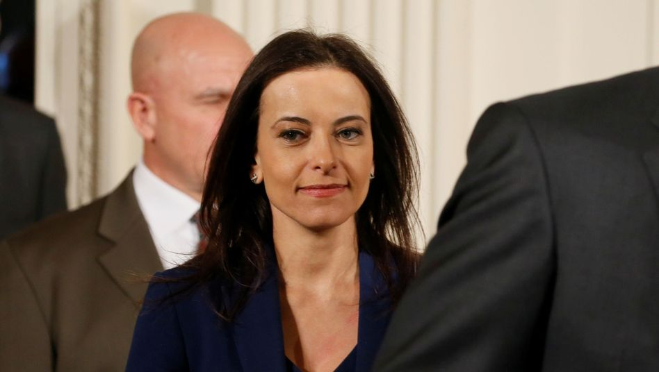 Dina Powell (März 2017)