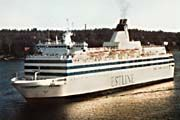 "Ostsee-Fähre ""Estonia"" (Archivbild): Explosion als Unglücksursache"