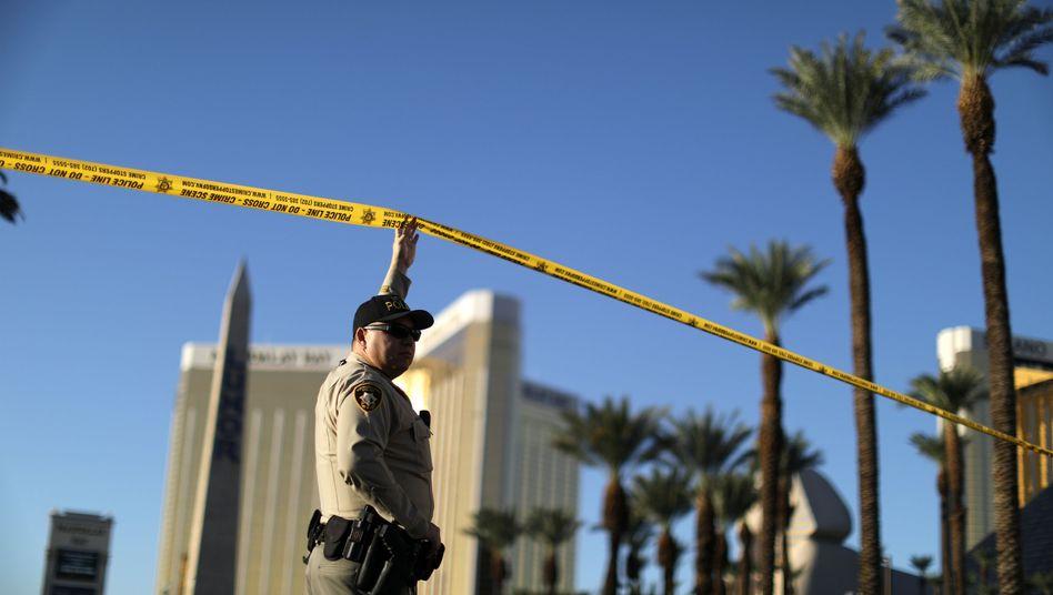 Tatort in Las Vegas