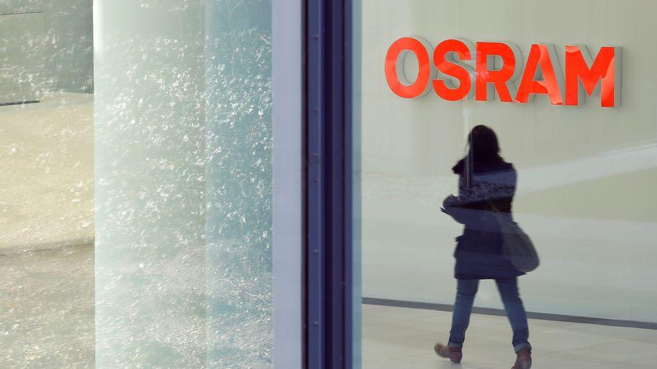 Osram-Zentrale in München: Investoren wollen den Konzern für einen Milliardenbetrag kaufen