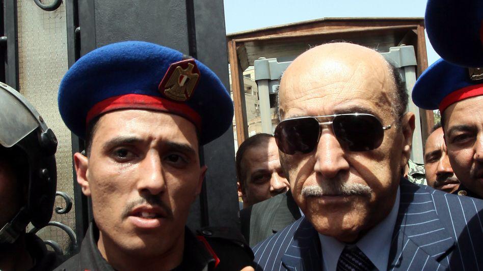 Umstrittener Präsidentschaftskandidat: Ex-Geheimdienstchef Suleiman