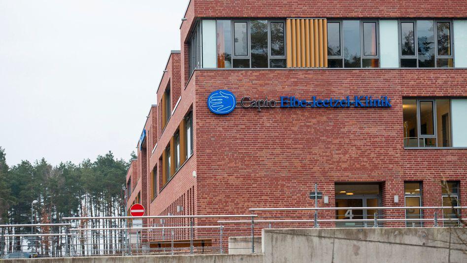 Capio Elbe-Jeetzel-Klinik (EJK) in Dannenberg (Niedersachsen)