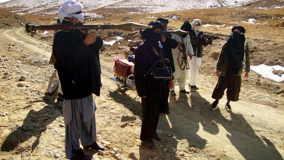 """Taliban in Afghanistan (Archivbild): """"Frauen werden bedroht, eingeschüchtert, angegriffen"""""""