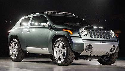 Jeep Compass: Grünes Licht für die Serienfertigung