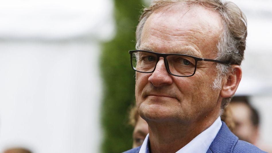 Krankheitsbedingter Ausfall: Frank Plasberg