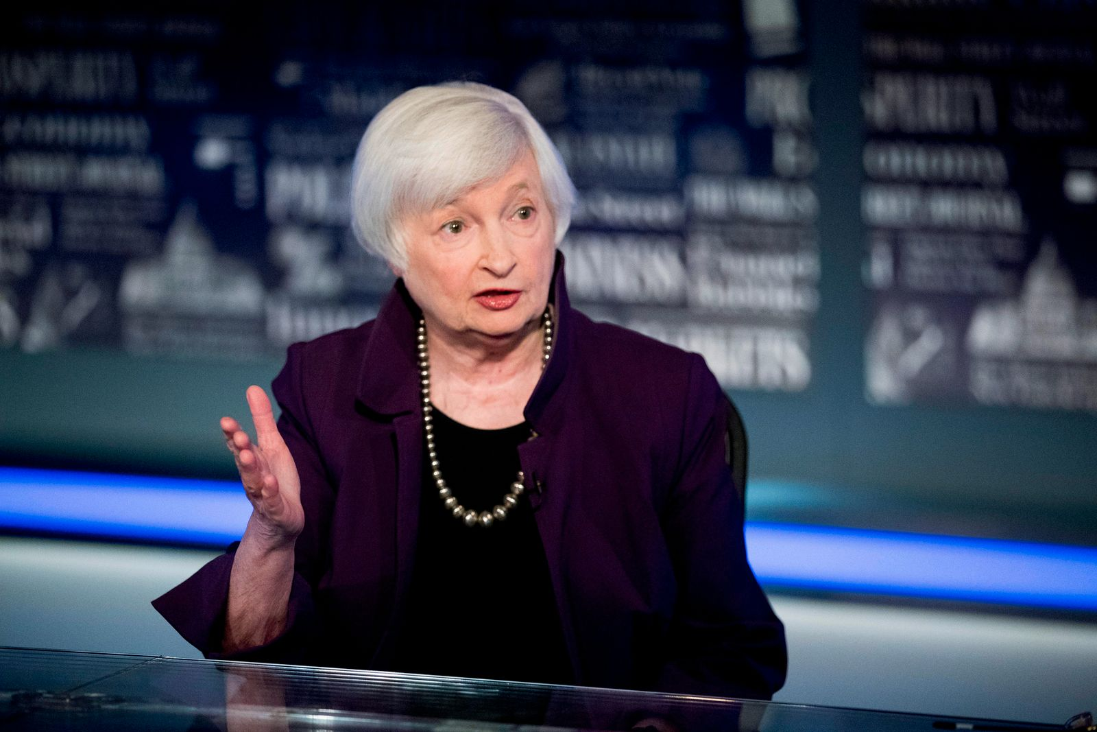 Ex-Fed-Chefin Yellen