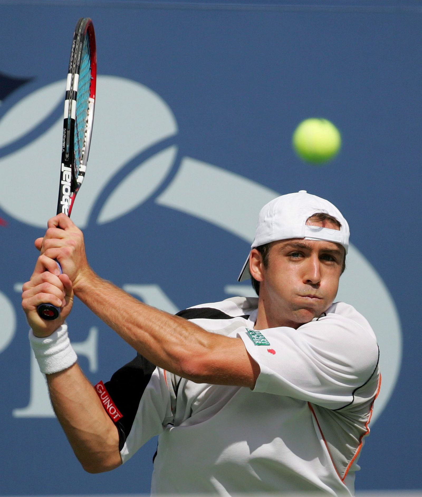Tennis US Open - Benjamin Becker