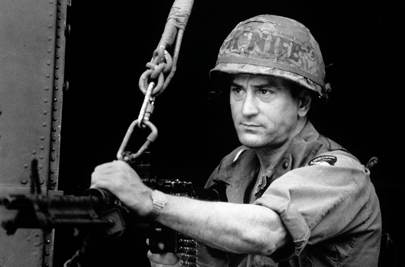 """Michael Verhoeven - """"The Deer Hunter"""" Robert De Niro ? 1978 Universal Pictures"""