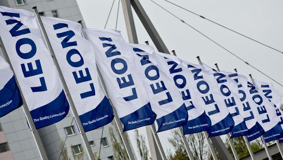 Leoni in Nürnberg: Mit Expansion verhoben