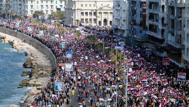 Ägypten: Marsch gegen den Despoten