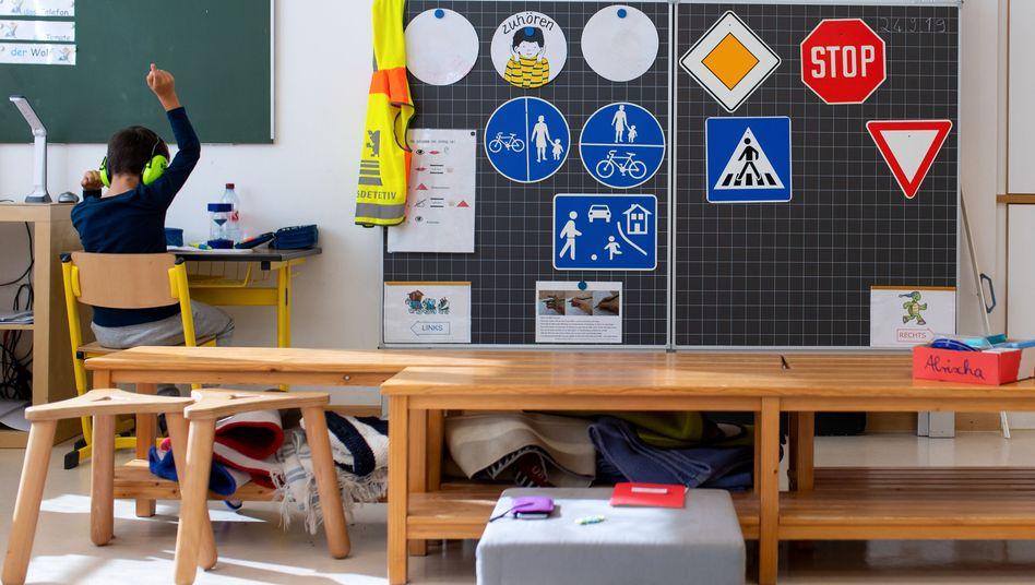 Baustelle Schule: Bayern sorgte mit einer Entscheidung für besonderes Erstaunen