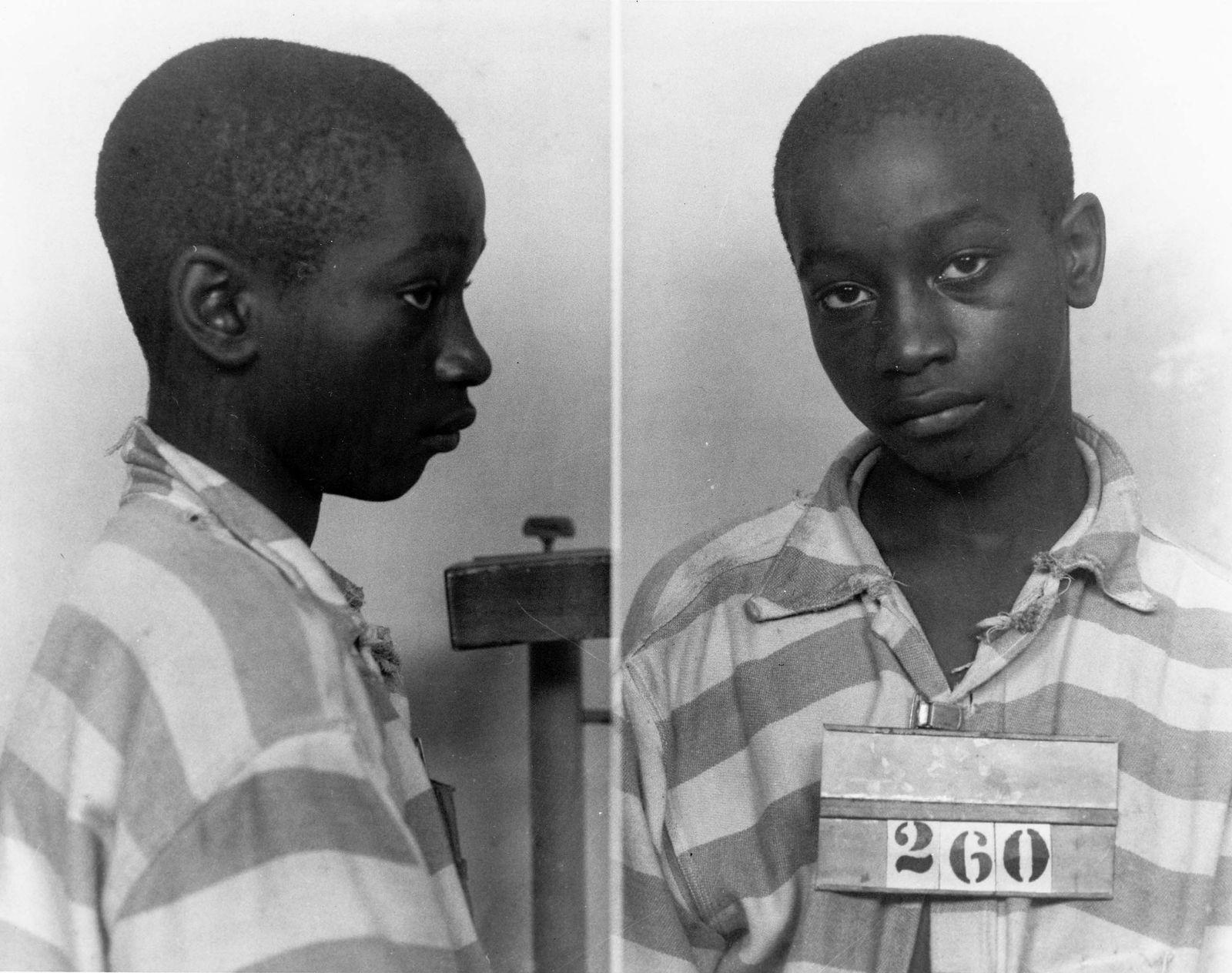 George Stinney/ Hinrichtung 1944/ Todesstrafe
