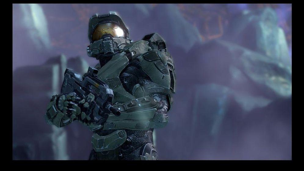 """""""Halo 4"""": Der Held und sein Gewehr"""