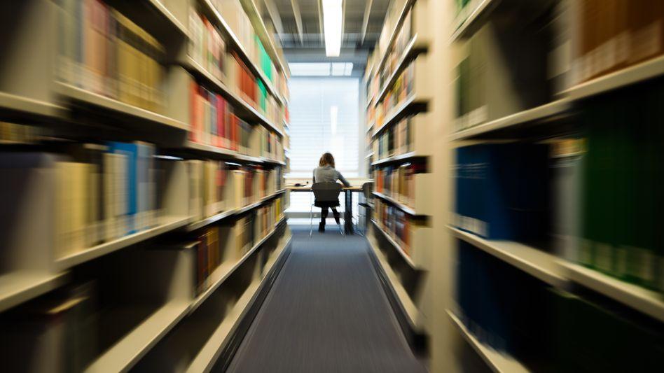 Zentralbibliothek der Universität Bayreuth